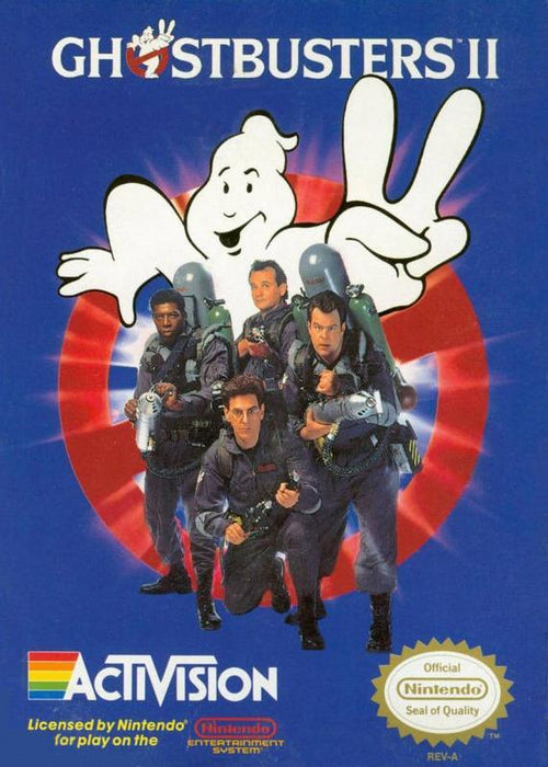 Ghostbusters II - Nintendo Entertainment System