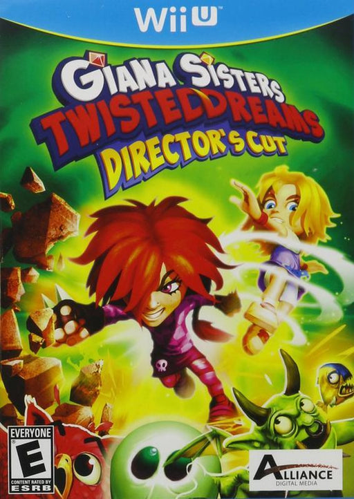 Giana Sisters Twisted Dreams - Directors Cut - Wii U