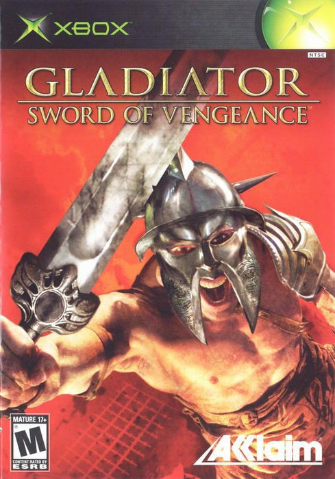 Gladiator Sword of Vengeance - Xbox