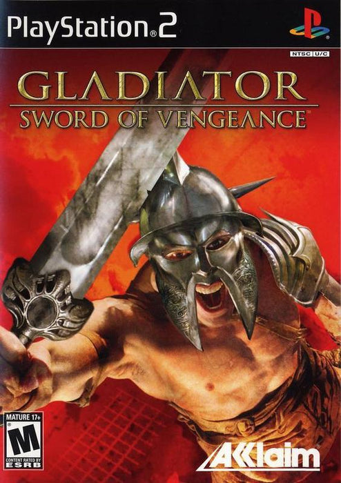 Gladiator Sword of Vengeance - PlayStation 2
