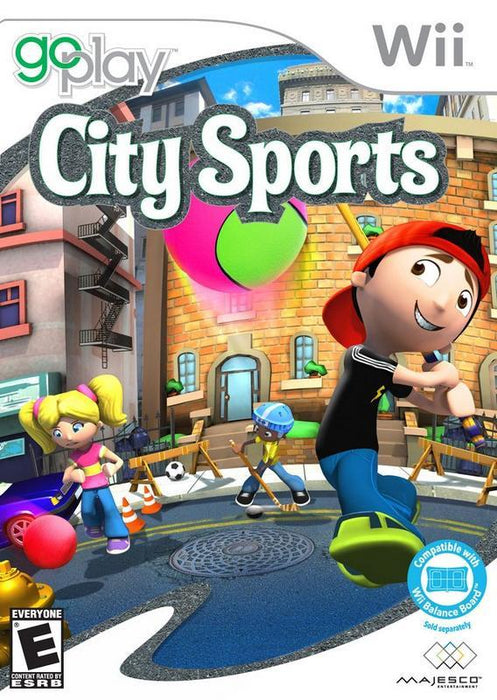 Go Play City Sports - Wii