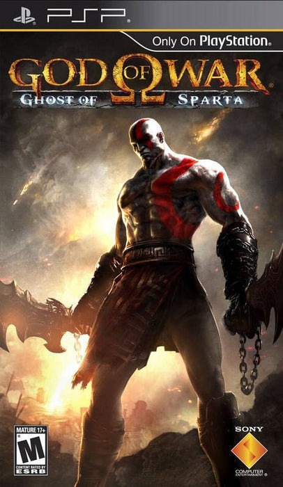 God of War Ghost of Sparta - PlayStation Portable
