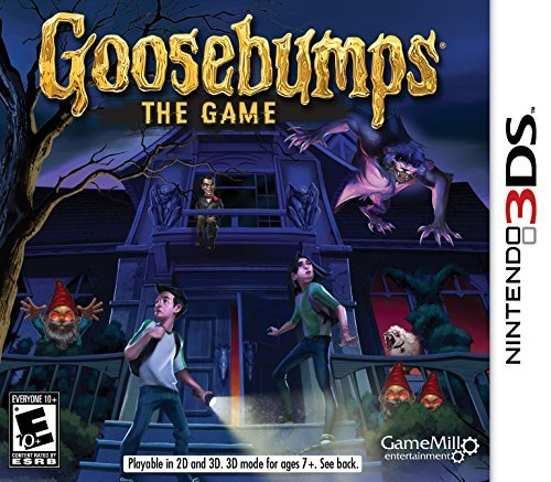Goosebumps The Game - Nintendo 3DS