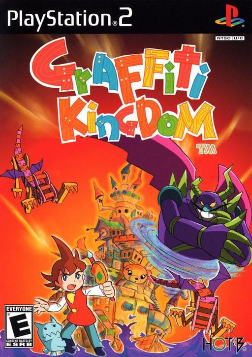 Graffiti Kingdom - PlayStation 2