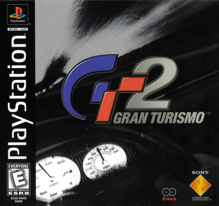 Gran Turismo 2 - PlayStation 1