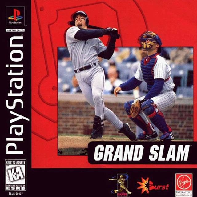 Grand Slam - PlayStation 1