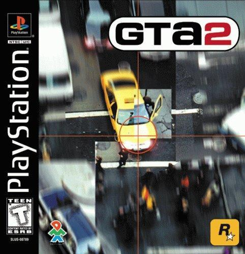 Grand Theft Auto 2 - PlayStation 1