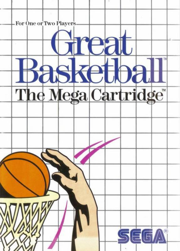 Great Basketball - Sega Master System