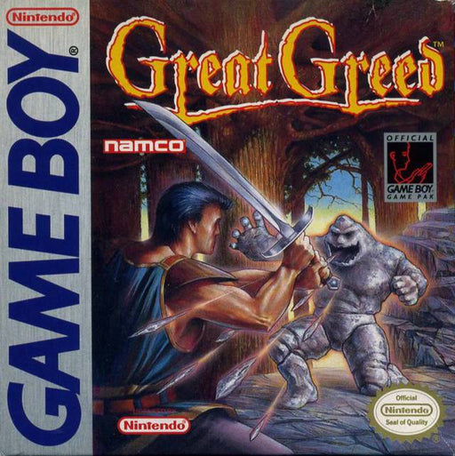 Great Greed - Game Boy