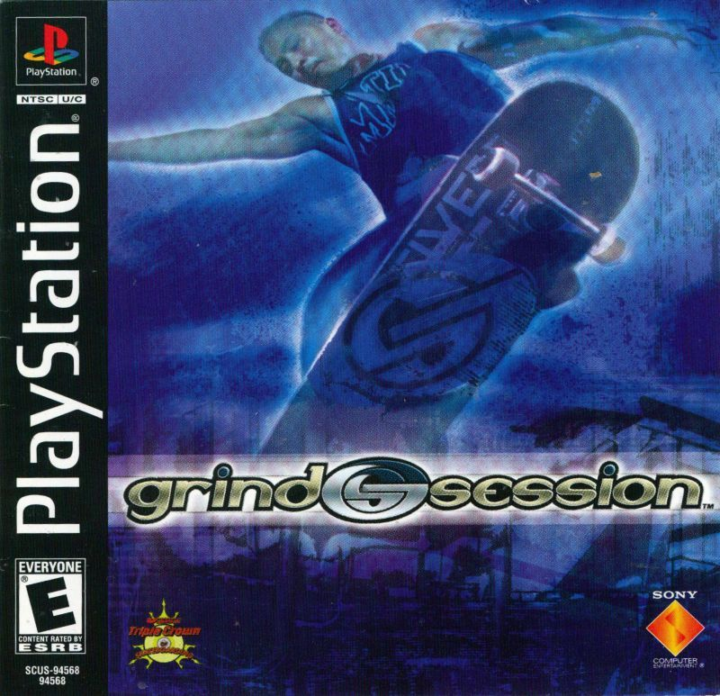 Grind Session - PlayStation 1