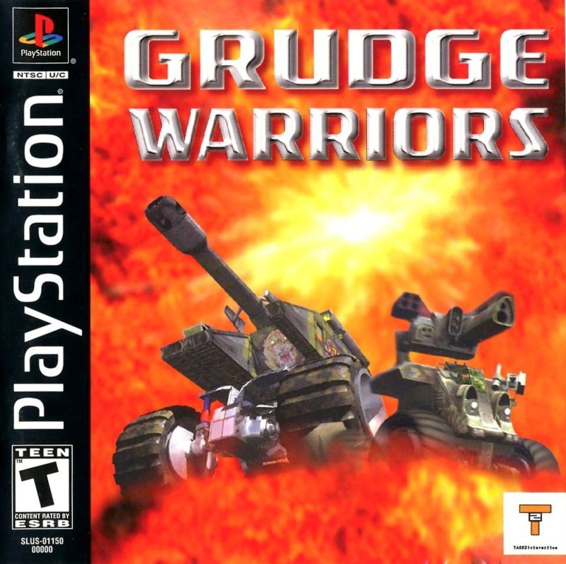 Grudge Warriors - PlayStation 1