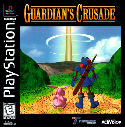 Guardians Crusade - PlayStation 1