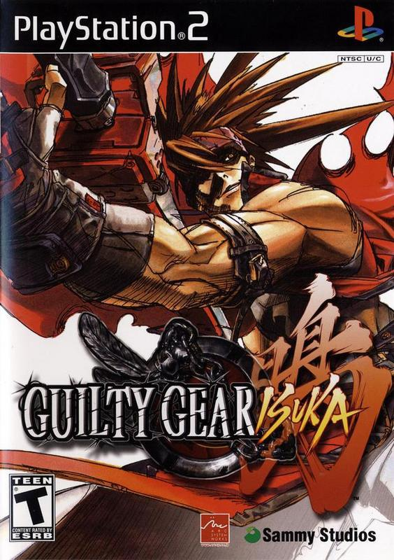 Guilty Gear Isuka - PlayStation 2