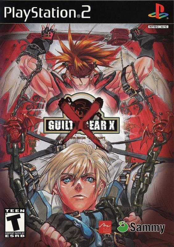 Guilty Gear X - PlayStation 2