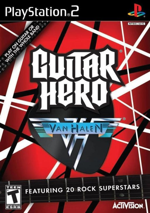 Guitar Hero Van Halen - PlayStation 2