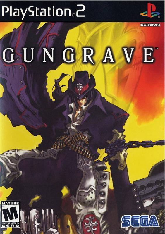 Gungrave - PlayStation 2