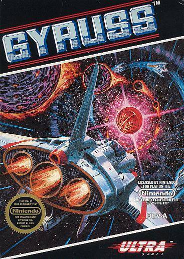Gyruss - Nintendo Entertainment System