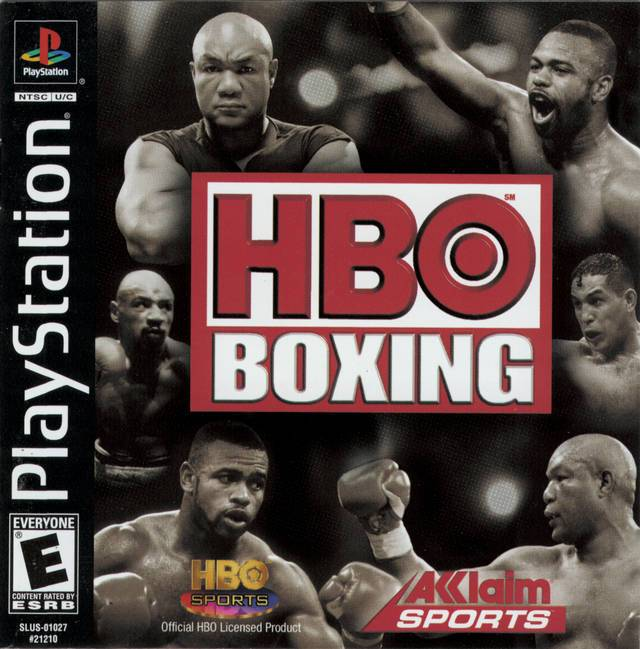 HBO Boxing - PlayStation 1