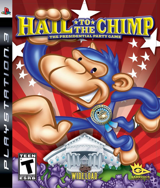 Hail to the Chimp - PlayStation 3