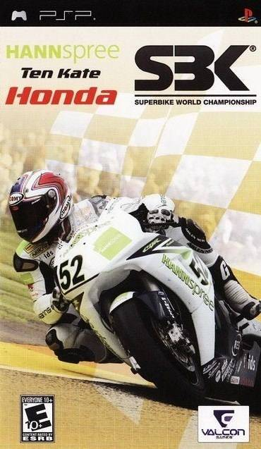 Hannspree Ten Kate Honda SBK Superbike World Championship - PlayStation Portable