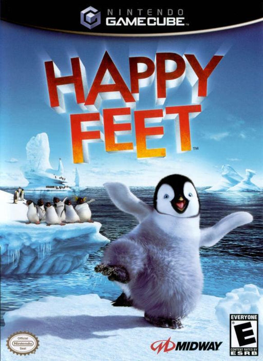 Happy Feet - Gamecube