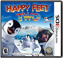 Happy Feet Two The Videogame - Nintendo 3DS