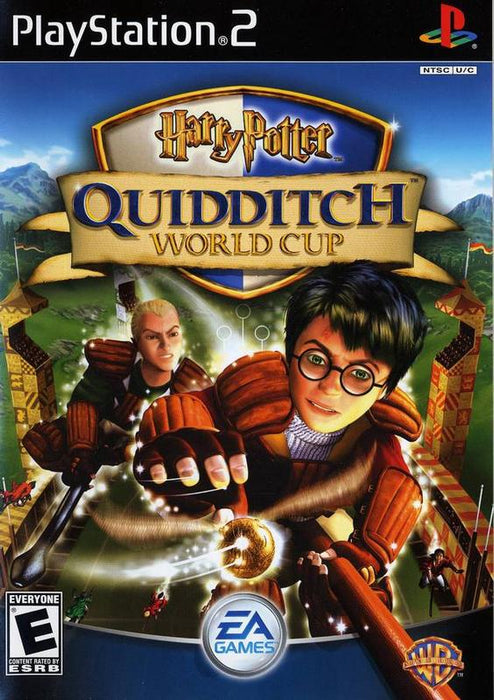 Harry Potter Quidditch World Cup - PlayStation 2
