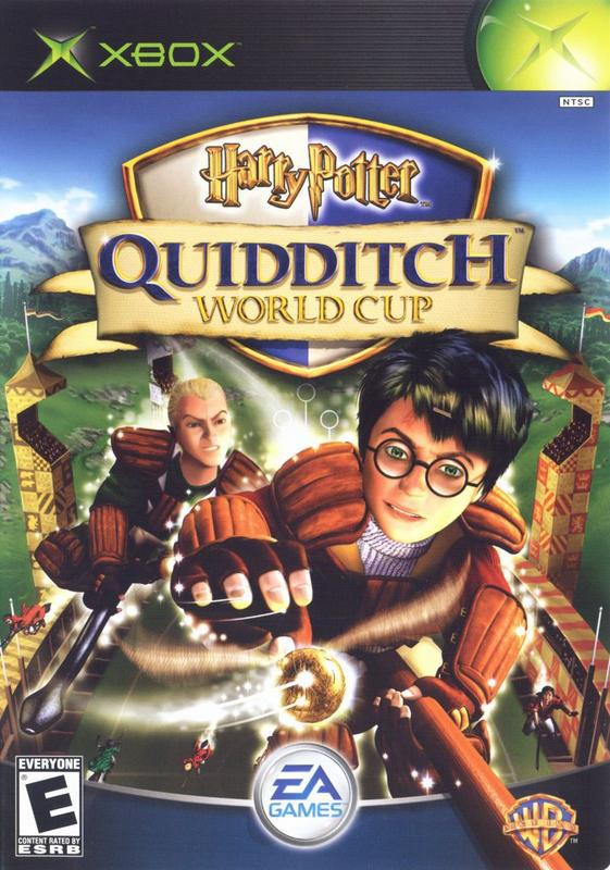 Harry Potter Quidditch World Cup - Xbox