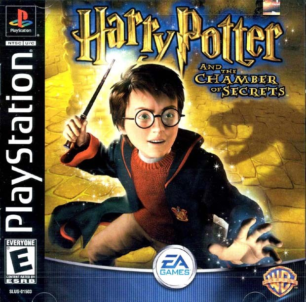 Harry Potter and the Chamber of Secrets - PlayStation 1