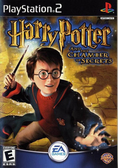 Harry Potter and the Chamber of Secrets - PlayStation 2