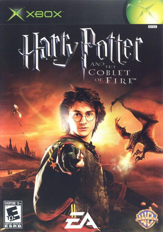 Harry Potter and the Goblet of Fire - Xbox