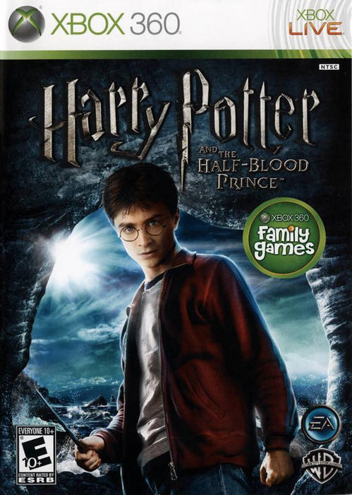 Harry Potter and the Half-Blood Prince - Xbox 360