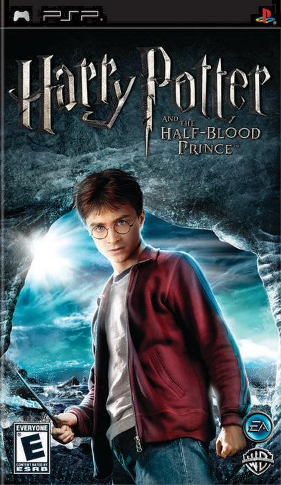 Harry Potter and the Half-Blood Prince - PlayStation Portable