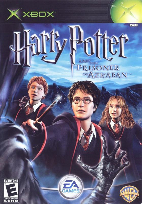 Harry Potter and the Prisoner of Azkaban - Xbox