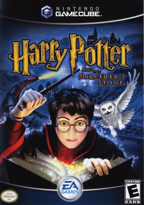 Harry Potter and the Sorcerers Stone - Gamecube