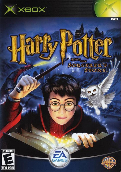 Harry Potter and the Sorcerers Stone - Xbox