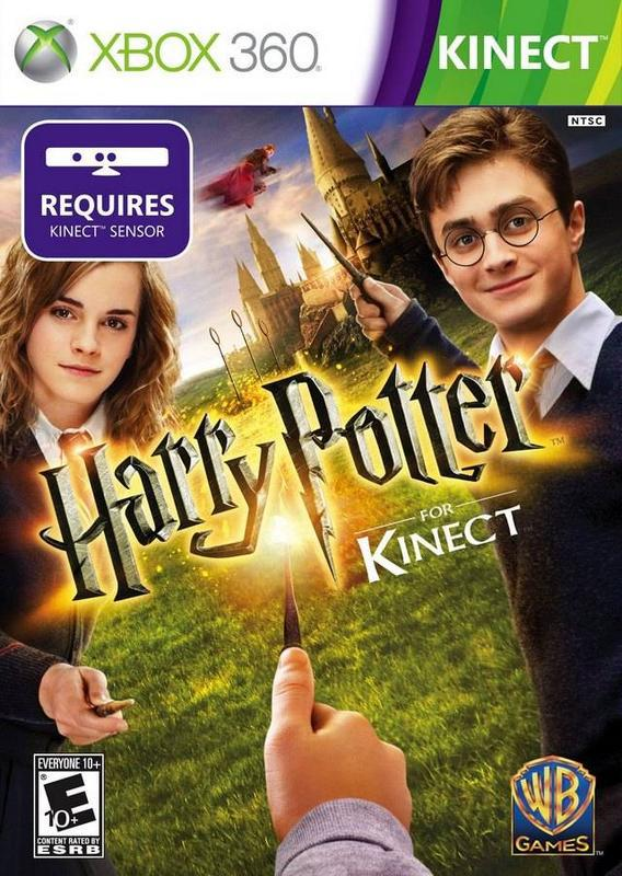Harry Potter for Kinect - Xbox 360