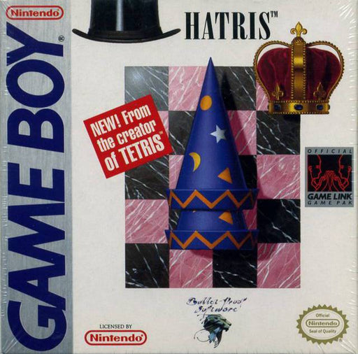 Hatris - Game Boy