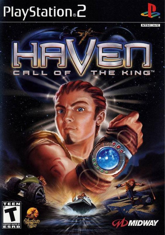 Haven Call of the King - PlayStation 2