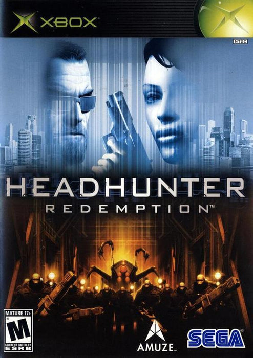 Headhunter Redemption - Xbox