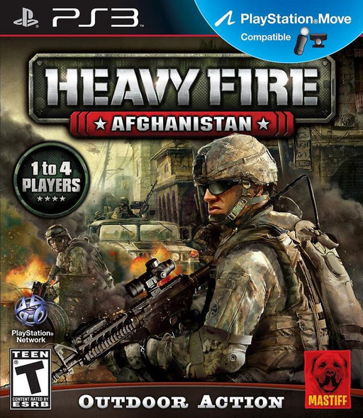 Heavy Fire Afghanistan - PlayStation 3