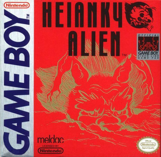Heiankyo Alien - Game Boy