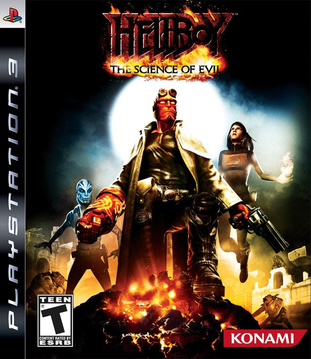 Hellboy The Science of Evil - PlayStation 3