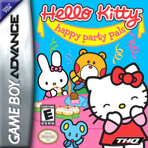 Hello Kitty Happy Party Pals - Game Boy Advance
