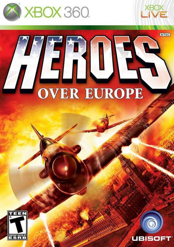 Heroes Over Europe - Xbox 360