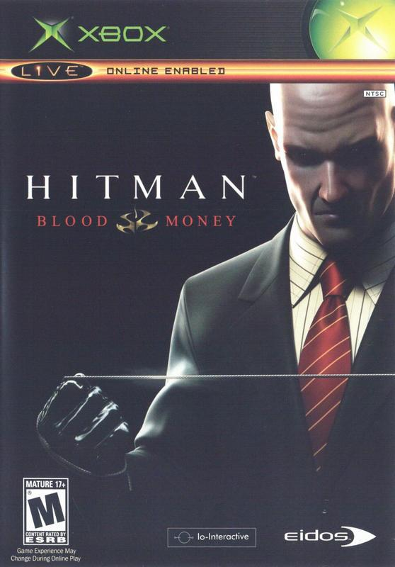 Hitman Blood Money - Xbox
