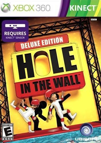 Hole in the Wall Deluxe Edition - Xbox 360