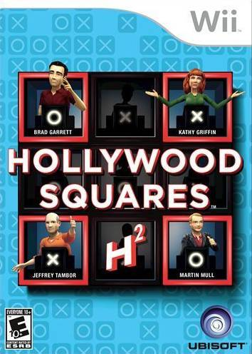 Hollywood Squares - Wii