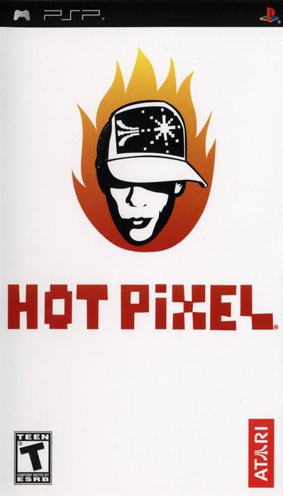 Hot Pixel - PlayStation Portable