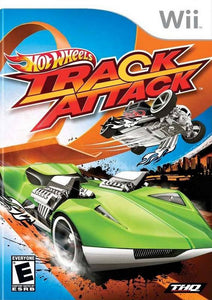Hot Wheels Track Attack